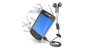 Smartphone for the Contact Center