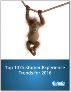Top 10 Customer Experience Trends for 2016