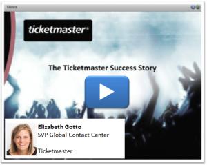 Genesys-Ticketmaster webinar