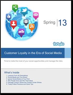 Customer Loyalty in the Era of Social Media