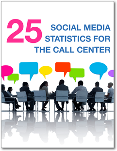 25 Social Media Statistics for the Call Center