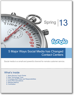 5 Major Ways Social Media has Changed Contact Centers