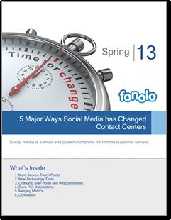 5 Major Ways Social Media has Changed Contact Centers