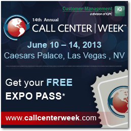Call Center Expo Pass