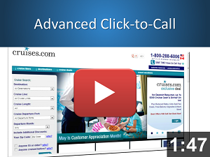 Online Travel Uses Click-to-Call