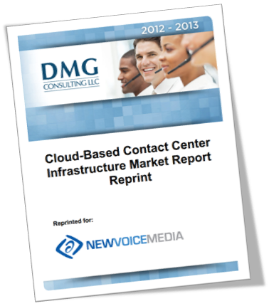 DMG's Cloud-Based Contact Center Market Report