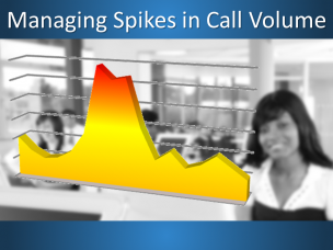 Using Call-Backs to Cope with Spikey Call Volume
