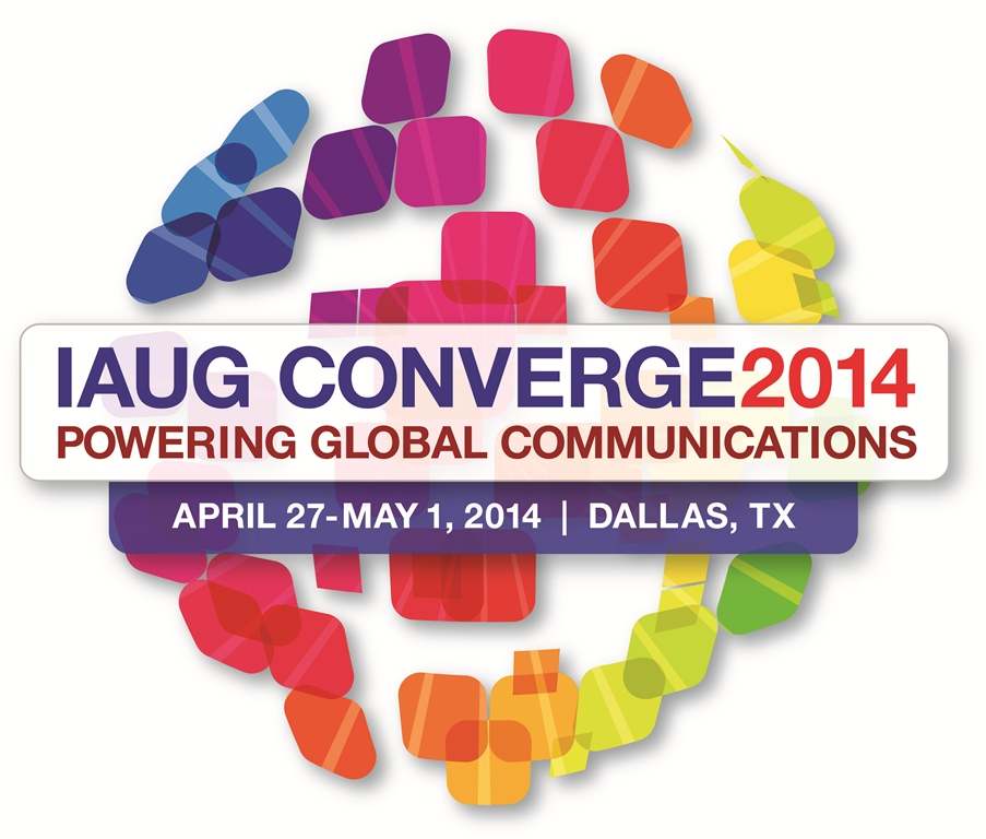 Solve Your IT Business Needs at IAUG CONVERGE2014