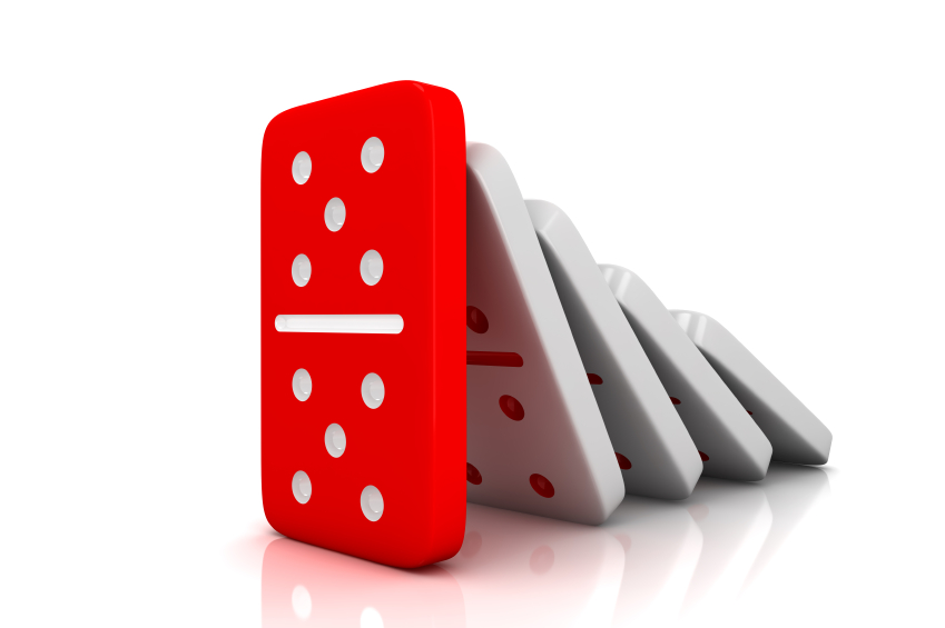 The Domino Effect of Building Customer Relationships