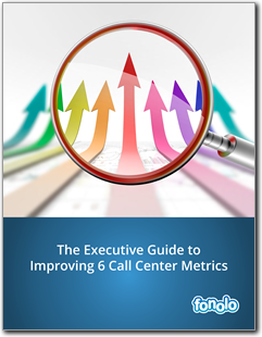 The Executive Guide to Improving 6 Call Center Metrics