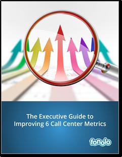 The Executive Guide to Improving 6 Call Center Metrics