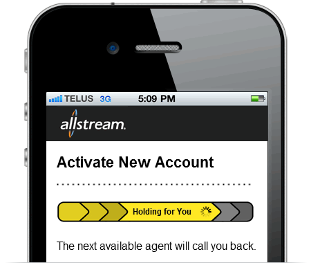 Mobile Click-to-Call-Back