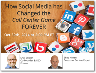 How Social Media has Changed the Call Center Game Forever