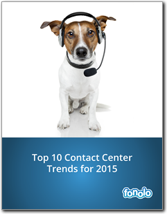 Top 10 Contact Center Trends for 2015