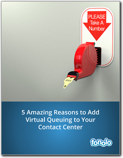 5 Amazing Reasons to Add Virtual Queuing to Your Contact Center