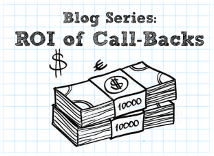 The ROI of Call-Backs (3 of 4): Reduced Telco Cost