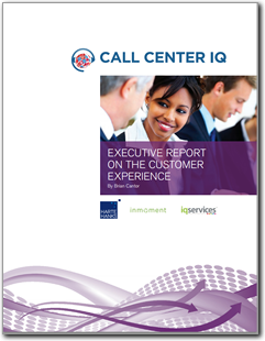 2015 Executive Report on the Customer Experience
