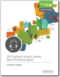 Global Contact Centre Benchmarking Report