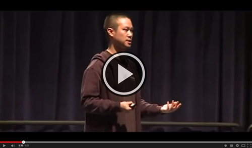 Tony Hsieh on Customer Service