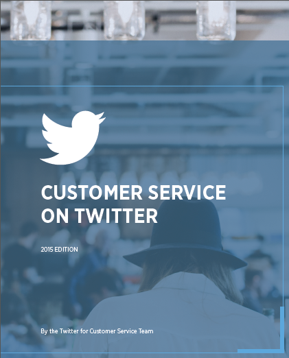 Twitter CustServ Playbook