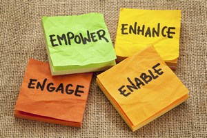 Empower your staff