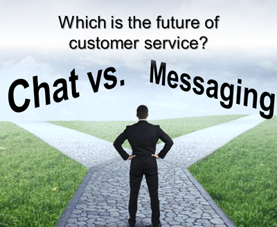 Is Messaging the Messiah for Customer Service?