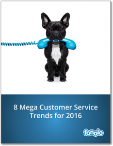 8 Mega Customer Service Trends for 2016