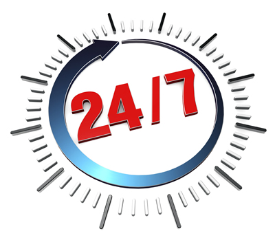 A Guide to 24/7 Customer Service