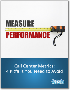 Call Center Metrics 4 Pitfalls You Need to Avoid