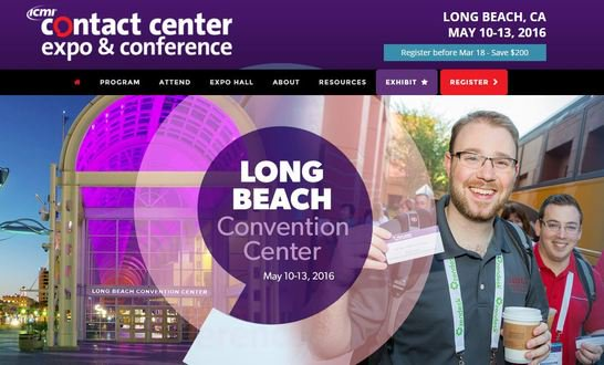 Meet Fonolo at ICMI's Contact Center Expo and Conference