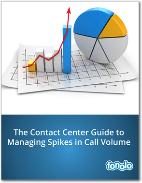 [Whitepaper] The Contact Center Guide to Managing Spikes in Call Volume
