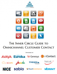 ContactBabel - Inner Circle - Omnichannel - 2016