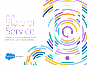 State of Service - Salesforce 2016
