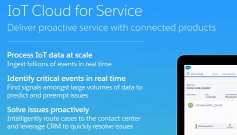Field Service Lightning Mobile App & IOT
