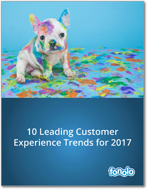 10 Leading Customer Experience Trends for 2017