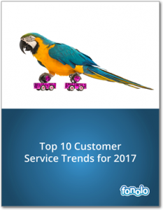 Top 10 Customer Service Trends for 2017 [Whitepaper]