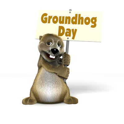 What Your Call Center and Groundhog Day Have in Common