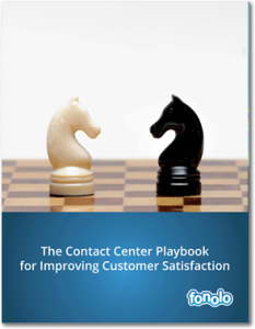 The Contact Center Playbook for Improving Customer Satisfaction