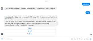 Aerie Customer Service