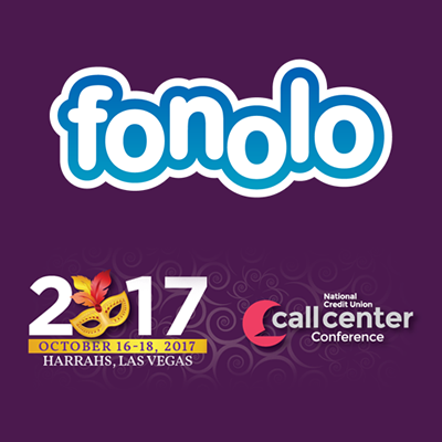 Catch Fonolo at the National Credit Union Call Center Conference