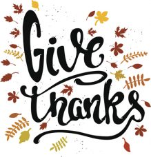 Give Thanks to Contact Center Agents