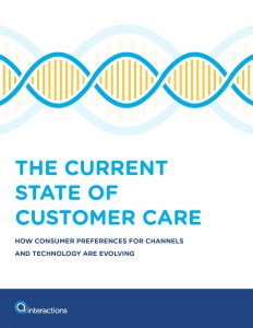 The Current State of Customer Care