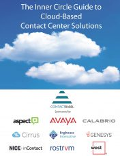 The Inner Circle Guide to Cloud-based Contact Centre Solutions