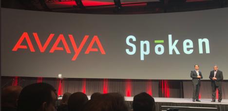 Avaya-Spoken