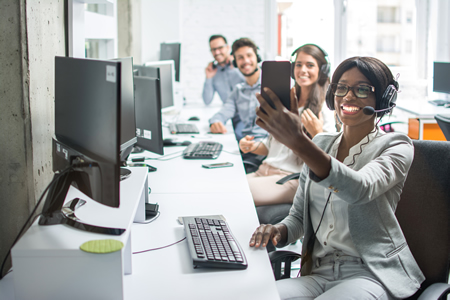 The Psychological and Corporate Benefits of Having Call Center Besties
