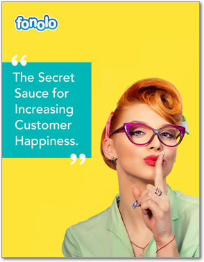 The Secret Sauce for Increasing Customer Happiness