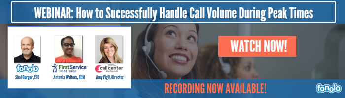 How to Successfully Handle Call Volume During Peak Times