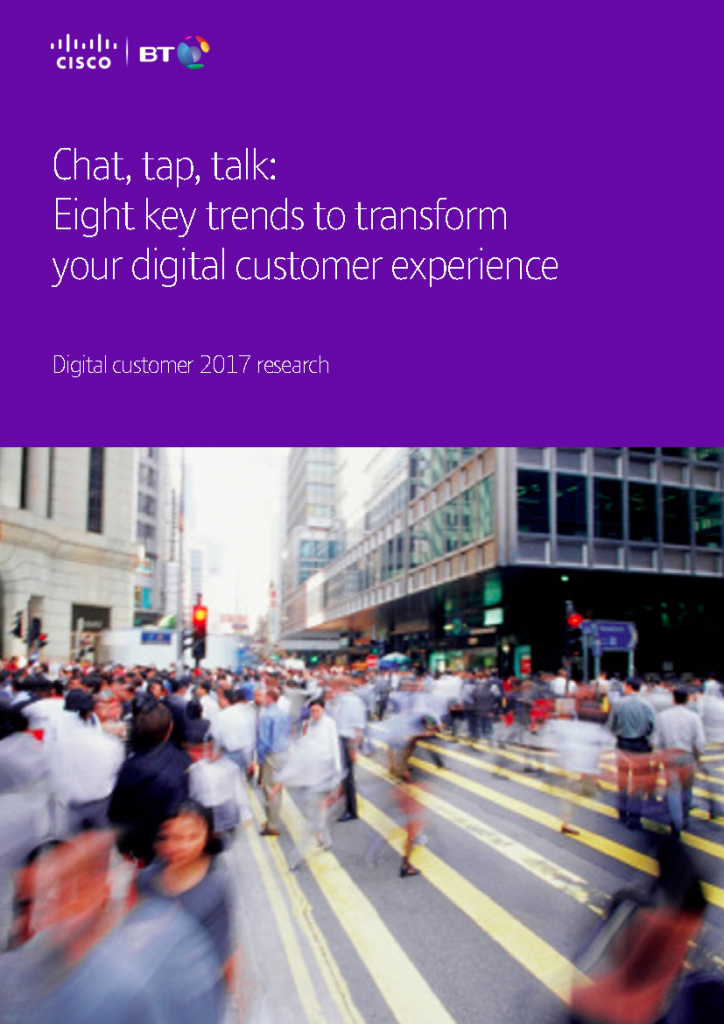 Eight key trends to transform your digital customer experience