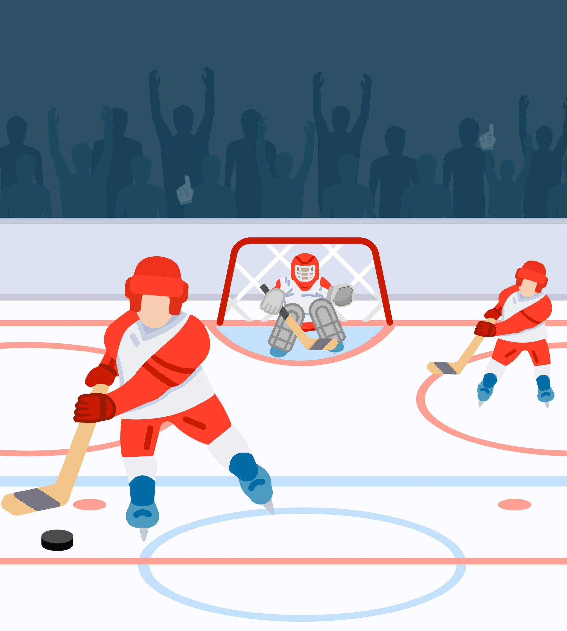 Goals: How One NHL Team Scored a Customer for Life