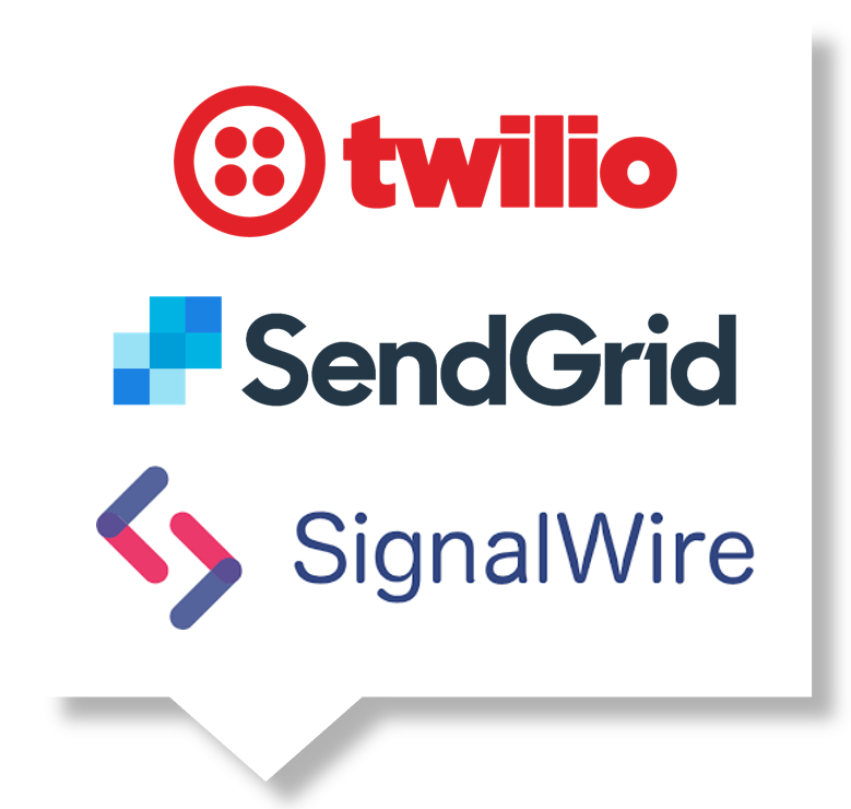 Big News in Messaging -Twilio SignalWire SendGrid